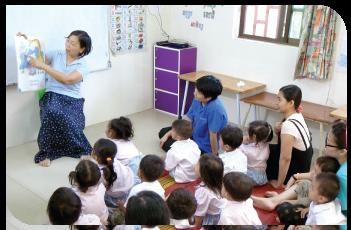 柬埔寨-事工介紹-新光幼稚園