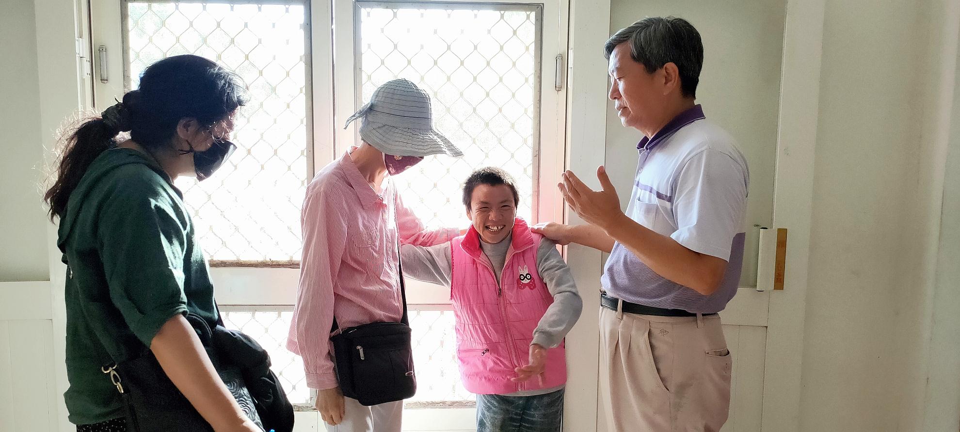 探訪受助家庭
