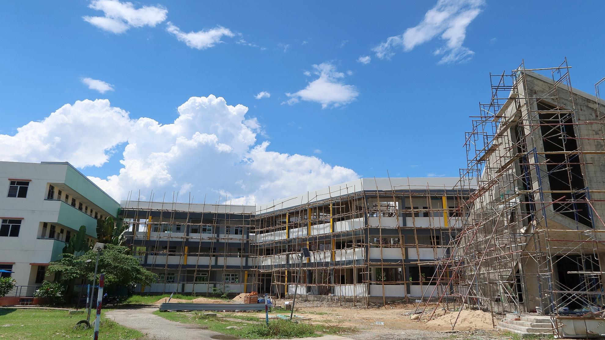 學院第二期建築物外貌