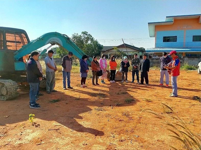 12月25日為水塔系統工程祝福祈禱