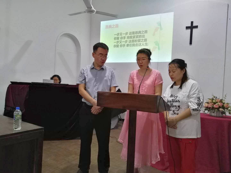 華人教會詩歌敬拜隊