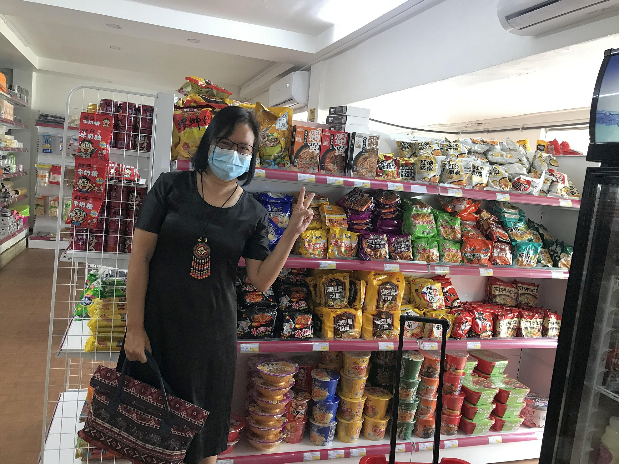 探訪華人超市